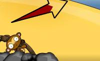 J� jogaste ao jogo 'No caldeir�o dos canibais'? Nesta sequela, tamb�m, tens de atirar um boneco para dentro de um caldeir�o no m�nimo de tentativas poss�vel e faz com que o m�ximo de vegetais e fruta aterrem no caldeir�o. Vai ao ouro!