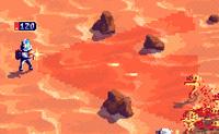 2049, a água tornou-se um item raro na Terra. O único planeta no nosso sistema solar que ainda tem água, é Marte. Assim, não há nada a fazer sem ser viajar até Marte, um busca de água. Os Marcianos querem eliminar os intrusos imediatamente e enviam tropas de alienígenas para a tua base. Defende a tua base atirando às hordas de alienígenas!