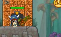 Este é um divertido jogo onde tu e o teu oponente constroem a vossa própria torre e tentam destruir a torre do outro. Escolhe o teu personagem e as armas, e vai em frente. Tenta atingir a construção hostil no ponto mais fraco, e usa a arma mais eficiente que consigas encontrar. Podes actualizar as pedras da tua construção, mas podes também actualizar a tua arma e a tua magia.