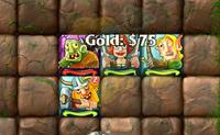 Luta contra ogres e outros monstros neste jogo medieval baseado em turnos! Escolhe um dos quatro jogos e cumpre a tua missão. Contrata soldados para formar um exército de duendes, anões, heroínas e muitos outros. Coloca-os estrategicamente na grelha e vê o que acontece em cada turno!