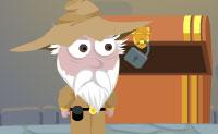 O Waldo é um feiticeiro que sempre faz o seu melhor para salvar as pessoas e os animais que precisam. Desta vez ele tem de ir para a floresta para salvar o dragão, que está cativo lá por um malvado feiticeiro. Junta-te a ele e ajuda-o a passar pela escura floresta, apanhando e combinando itens. Um divertido jogo de apontar e clicar que seguramente quererás jogar até ao fim.