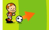 Este jogo não precisa de muita explicação: marca golo após golo! Se queres ganhar a taça, tens de ganhar todos os jogos de futebol: mesmo um empate é considerado como um jogo perdido, as regras são rígidas. Assegura estares no topo da forma e põe uma bola atrás da outra na baliza!