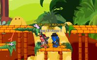 Aqui está, a sequela da popular plataforma Gun Mayhem! Podes jogar Gun Mayhem 2 no modo de 'Campanha' também, onde precisas de tomar desafios para desbloquear novas armas e mapas. Podes também jogar no modo 'Personalizado', onde jogas um jogo padrão com 1 ou mais jogadores (até 4). Personaliza o teu personagem exactamente da forma que queres, escolhe a tua arma do arsenal e combate os inimigos na batalha!