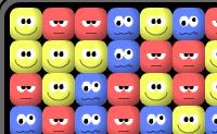 Clique em Glops da mesma cor que estejam agrupados para removê-los.