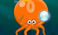Há bastante movimento debaixo de água! Há peixes, polvos, submarinos e mesmo cristais de gelo a nadar por lá. Neste jogo todos eles têm uma função e podem valer montes de pontos! Em cada nível tens de fazer desaparecer tantas criaturas subaquáticas quanto possível. Clica ao lado das bombas para causar uma explosão e uma reacção em cadeia. Há diversos tipos de bombas, que podem causar explosões ainda maiores. O polvo cor de laranja faz minas de tinta que podem causar uma reacção em cadeia ainda maior. Apanha peixes movendo o polvo por cima deles e destrói submarinos para jogar minijogos extra dentro do jogo. As arcas do tesouro contém diamantes que podem valer-te montes de dinheiro: podes usá-lo para comprar bombas. Completa todos os dezoito níveis!