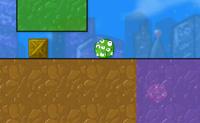 Deixa que os fantasmas redondos caiam do ecrã mudando a sua cor. Quando eles estão verdes, eles caiem através de blocos verdes a quando eles estão lilases, caiem através de blocos lilases. Assim o truque é largá-los pela ordem correcta no momento correcto. Não atinjas humanos e faz com que os humanos desapareçam do ecrã. Este jogo parece realmente simples, mas é preciso mais trabalho cerebral do que esperas!