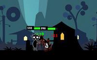 Este é um jogo de combate onde deixas que todo o tipo de estranhas criaturas lutem umas contra as outras num mundo estranho. Este jogo tem realmente grandes gráficos! Joga agora e desfruta do jogo!