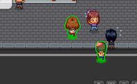 Neste jogo zombie tens de infectar tantas pessoas quanto possível, para que eles se tornem em zombies! Gasta o dinheiro que ganhas para actualizar o teu exército zombie.