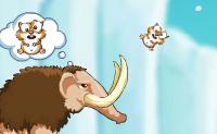 Os esquilos adoram bolotas, � um facto conhecido, mas os esquilos a rastejar na tromba de um mamute para ser lan�ado... isso � algo de novo! Olha como estas coisas s�o neste divertido jogo de habilidades e deixa o esquilo apanhar tantas bolotas quanto poss�vel!