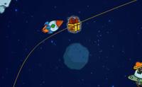 No espaço há um monte de rochas que o teu foguete tem de destruir. É preciso um bocado de poder de explosão e é por isso que vais ter de recolher os explosivos no teu caminho para a rocha. Move a trajectória de forma a que apanhes todos os explosivos e que não sejas atingido por vários obstáculos que voam!