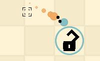 Na verdade, o objectivo deste jogo é muito simples: não deixes que as outras bolas batam na tua bola colorida. Move-a para dentro do círculo e atira às bolas hostis!