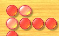 Nesta paisagem primaveril vês mármores de todos os tipos e cores. No lado direito do ecrã vês as formas que tens de fazer com os mármores num grande ecrã. Faz estas séries pela ordem correcta, para que haja mármore suficiente para copiar todas as séries. Boa sorte!
