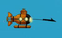 Perto da ilha de Phi-sai cresce uma rara planta subaquática. No teu pequeno submarino vais em busca dela e durante a tua pesquisa vives um monte de outras aventuras submarinas! Encontras itens: usa-os de forma inteligente, para que possas limpar os bloqueios. Boa sorte!