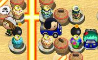 Um divertido jogo do tipo Bombardeiro onde podes lan�ar bombas para evitar obst�culos ou para matar os inimigos. Podes escolher diferentes graus de dificuldade. Apanha o m�ximo de itens �teis e tem cuidado para n�o ficares no alcance das tuas pr�prias bombas!
