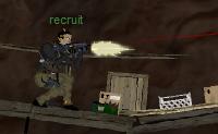Numa batalha entre dois ou mais atiradores vais tentar eliminar os teus inimigos. Fica fora do alcance tu próprio e apanha todas as armas que possas encontrar! Fica em guarda, porque os ataques podem vir de direções inesperadas ...