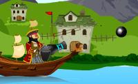 Como um pirata claro que s� tens um objetivo em mente: levar contigo tanto ouro quanto poss�vel a partir dos sete mares! Diverte-te a jogar este jogo e recolher um peda�o de ouro ap�s o outro! Atira contra as pe�as de ouro com o teu canh�o e recolhe o n�mero necess�rio de moedas. Boa sorte!