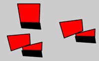 Neste divertido jogo de mente tens três tentativas para cortar pedaços de blocos vermelhos, a fim de fazer uma determinada percentagem desaparecer. Podes ver essa percentagem na parte inferior esquerda, e é importante cortar de forma inteligente para que faças o maior volume possível vermelho desaparecer de um corte!