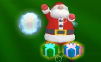 Salva o Pai Natal da água gelada explodindo os cristais com minas e poderes! Recolhe os presentes e apanha as moedas que valem bónus de nível, poderes e presentes.