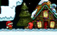 Os Dibbles estão a celebrar o Natal! Neste episódio de Natal o rei Dibble terá que pular de uma pedra para a outra. Infelizmente, ele vai deparar-se com todo o tipo de obstáculos. Talvez os seus súbditos possam ajudá-lo a passar esses obstáculos? Os Dibbles transformam-se em pontes, escadas e degraus. Eles cumprem fielmente todas as missões, mesmo que tenham que pagar com as suas vidas! Vais ajudar o rei chegar ao outro lado em segurança? Tenta manter o máximo possível de Dibbles vivos, para que eles possam alcançar o outro lado também!