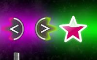 Aqui está um novo jogo da série 'Queda de água'! Coloca os espelhos, portais de teletransporte (tipo de botões roxos) ou vento (botões azuis), de tal forma, que eles dobrem o jato colorido de água e enche as formas brancas com líquido.