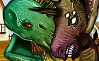 Glowinwood é uma floresta primitiva, onde vivem fantasmas amigáveis, que são amigos próximos de determinados habitantes de uma cidade vizinha. És uma dessas pessoas. Na tua cidade há também um empresário famoso, Lupen Tintain, que gostaria de possuir a floresta, porque o seu solo contém petróleo. Graças a funcionários corruptos, o Lupen conseguiu tornar Glowinwood no primeiro prémio de uma batalha de monstros. Treina os teus monstrinhos e ajuda-os a derrotar os monstros do Lupen, a fim de preservar a floresta! Na zona da