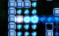 O Orbox vai em busca da luz perdida. Vais encontrar o caminho para o cubo vermelho? Envia o Orbox de ponto a ponto e cuidado para não o lançares para o espaço porque ele vai desaparecer para sempre!