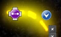 Joga este nível da série 'Queda de água'! Coloca os espelhos, portais de teletransporte (tipo de botões roxos) ou vento (botões azuis), de tal forma, que eles dobrem o jato colorido de água e enche as formas brancas com líquido.