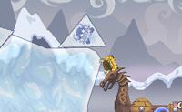 Ajuda todos os Vikings que estão presos no gelo a chegar ao seu navio. Corta o gelo que está preso ao resto do gelo. Isso fica cada vez mais complicado, porque os blocos têm de deslizar sobre o gelo: lá eles podem apanhar todo o tipo de obstáculos. Preenche-os com outros pingentes ou corta-os fora. Quanto menos cortares, melhor para a tua pontuação!