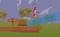 Esta menina raposa é capaz de fazer algo de muito especial: a criar objetos ou fazê-los desaparecer. Por exemplo, ela pode construir pontes para andar sobre abismos. As construções azuis devem pousar em alguma coisa para ficar no lugar, as construções vermelhas também permanecem no local quando elas não estiverem pousadas em cima de qualquer coisa. Vai numa aventura com a menina raposa e recolhe o máximo de corações e moedas possível.