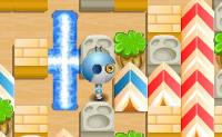 Este � um belo e desafiante jogo do Bombardeiro com n�veis aleat�rios! Rebenta com o teu oponente com bombas e assegura que �s o vencedor.