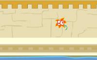 Kuzco é um jovem Imperador que está condenado a perder o seu Império para Kronk se perder uma corrida contra ele. Felizmente, Yzma preparou algumas poções para ele e colocou-as no seu caminho. Faz com que o Kuzco alterne entre correr, voar e nadar para evitar todos os obstáculos e ganhar a corrida! Usa as poções para ganhar uma vantagem extra para Kuzco.