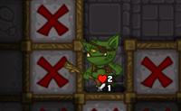 Joga este jogo divertido e desafiante onde lutas em cada nível contra monstros e vais em busca do tesouro que contém itens úteis e feitiços. Mata os monstros e apanha a chave de ouro: usa-a para abrir a porta para o próximo nível. Quanto mais longe chegares no jogo, mais soldados podes usar. Podes usar o: -Paladino: tem poderes divinos e é eficaz contra os zombies; -Vampiro: usa forças obscuras para sugar a vida dos teus inimigos; -Cervejeiro: um verdadeiro especialista em cerveja, além disso ele pode transformar lama em geleia; -Assassino: rápido e letal. Todo o guerreiro tem as suas próprias armas, cada uma com um efeito diferente (e preço). Vai em frente!
