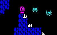 Este é um jogo de habilidade onde estás preso numa caverna onde só podes andar numa direção. No começo parece que só podes andar para a frente, mas quando apanhares uma seta a piscar, podes mudar de direção. Isso permite que aproveites eventuais oportunidades perdidas. Pensa bem antes de mudar de direção, sê rápido e cuidado com as armadilhas!