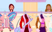 Winkelen met Barbie Spelletjes