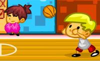 Um jogo de basquetebol onde as tuas habilidades e precisão são muito importantes. Escolhe a tua equipa: EUA, Espanha, Argentina, Grã-Bretanha, Alemanha, Rússia, Turquia, França, Brasil ou Austrália e tenta vencer todos os jogos, metendo todas as bolas que puderes no cesto!