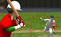 Neste emocionante jogo de beisebol tu és o bateador que tem uma quantidade limitada de tentativas para tentar fazer um homerun. Concentra-te bem, olha para onde o lançador irá atirar a bola e acerta na bola no momento certo!
