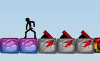 Neste jogo onde um homem do pau e uns patifes têm o papel principal tens que correr e saltar o mais longe possível, sem desaparecer da janela à esquerda ou à direita. Quanto mais corres, mais dinheiro ganhas: podes trocá-lo por atualizações!
