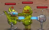 Constrói o teu próprio monstro e deixa-o lutar contra os outros monstros. Cada vez que ganhares podes criar novos monstros, novamente, que poderás usar durante a próxima luta. Algumas combinações são possíveis, outras não, mas tudo isso é evidente quando começares a jogar o jogo.
