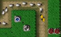 Este jogo é sobre todas as cercas! Constrói as tuas torres e outras barreiras prudentemente para que as tuas ovelhas não fujam.