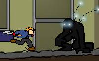O Johnny quer salvar a sua namorada Jackie das garras dos zombies e monstros. A fim de recuperá-la, o Johnny faz um pacto com o diabo. Com a sua espada ele luta contra demónios, minhocas gigantes, lagostas gigantes e outros monstros. Em cada nível precisas de derrotar outro chefe. Serás capaz de fazê-lo sem perder todas as tuas vidas? Durante as lutas, podes ganhar moedas e, claro, podes obter atualizações com estas (novas armas e muito mais).