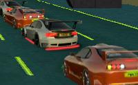 Gostas de corridas de rua? Então este jogo de corrida de rua é apenas o bilhete. Escolhe o teu carro e tenta obter o melhor tempo! Primeiro começas com um carro médio, mas quanto melhor conduzires, maior é a escolha que vais conseguir, a corrida vai-se tornar numa verdadeira delícia! Além disso, podes personalizar os teus carros com mais potência, mais aderência e aceleração mais rápida. Vai, vai, vai!