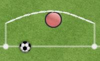 Mostra como és bom a jogar futebol e mete a bola na baliza! Tenta acertar em todas as moedas para ganhar bónus de tempo.
