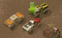 Esta é uma sequela do jogo de  camiões monstruosos Offroaders. Conduz o teu camião monstruoso pela pista e tenta ser o primeiro a cruzar a linha de chegada. Apanha tantas estrelas quanto possível! Podes participar em 10 corridas diferentes, isso vai manter-te ocupado por um tempo!