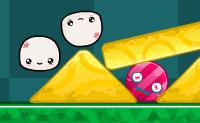 És um cubo cor-de-rosa, que tem que sobreviver aos ataques de sushi. Felizmente os teus companheiros blocos amarelos ajudam-te: quando eles são construídos à tua volta no caminho certo, os sushis não tem a mínima hipótese de te atingir!