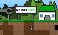 Ganha dinheiro nas minas de Utopia. Mina minério e vende-o para ganhar dinheiro. Às vezes, vais ter que reparar peças ou recarregar a sua energia.