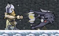 Viktor o Primeiro, o Segundo, o Terceiro, vais encontrá-los a todos, quando jogares este jogo: a menos que sejas tão extremamente habilidoso que vais conseguir completar o nível de uma só vez. Viktor, o Viking, parte e encontra todo o tipo de perigos: armadilhas, monstros e outros obstáculos. Antes disso não podes ver as surpresas traiçoeiros que o estão a aguardar. Quantas gerações vais demorar antes de concluir este desafiante jogo Viking?
