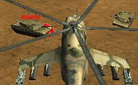 Como piloto de helicóptero, vais viver aventuras empolgantes! É tempo de guerra e tu recebeste a missão de eliminar alvos em terras inimigas. Atira em barris, bunkers e em veículos militares e apanha a munição que isto produz. Tem cuidado, porque o inimigo vai tentar atirar em ti: fica fora da linha de fogo porque quando o teu próprio helicóptero explode, é que vais perceber o que é lutar! Podes jogar no modo