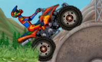 Com a tua moto 4 vais participar em todo o tipo de belos ensaios em pistas desafiantes!