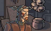 A pequena aldeia é ameaçada por uma bruxa, e assim Fenrirr sai para ver se pode ajudá-los. Logo que tenha chegado lá, ele vai conhecer pessoas que podem dizer-lhe mais sobre a bruxa. Diverte-te jogando este jogo de apontar e clicar de aventura com belos gráficos.