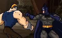 Deixa o Batman bater e chutar em todos os Jokers para que Gotham City se torne num lugar seguro para viver de novo! Utiliza, sempre que possível, os teus poderes especiais, também.